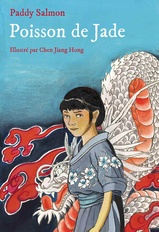 """Poisson de jade est une petite fille trouvée...""""Lao Tseu va la prendre sous son aile et l 'aider à trouver sa voie et la voie du Tao...""""La Chine ancienne, sa philosophie, ses croyances.....un très beau livre. à partir de 12 ans."""